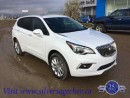 New 2017 Buick Envision AWD Confidence Package for sale in Shaunavon, SK