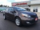 Used 2013 Kia Rio LX+ ECO for sale in Woodstock, ON