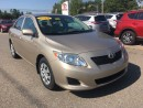 Used 2010 Toyota Corolla CE  ONLY $110 BIWEEKLY 0 DOWN! for sale in Kentville, NS