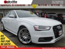 Used 2013 Audi A4 2.0T | S LINE | B/U CAM | ACCIDENT FREE | AWD for sale in Oakville, ON
