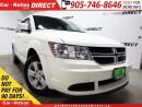 Used 2014 Dodge Journey SE Plus| BACK UP CAMERA & SENSORS| TOUCH SCREEN| for sale in Burlington, ON