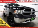 Used 2015 Dodge Ram 1500 SXT| HEMI| 4X4| BACK UP CAMERA| UPGRADED RIMS| for sale in Burlington, ON