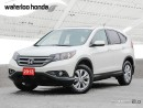 Used 2013 Honda CR-V EX Sold Pending Customer Pick Up...Back Up Camera, AWD, Heated Seats and more! for sale in Waterloo, ON