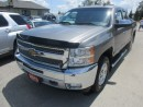 Used 2013 Chevrolet Silverado 1500 HARD WORKING LT MODEL 6 PASSENGER 5.3L - V8.. 4X4.. EXT-CAB.. SHORTY.. CD/AUX INPUT.. POWER MIRRORS.. KEYLESS ENTRY.. for sale in Bradford, ON