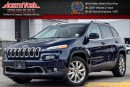 Used 2016 Jeep Cherokee Limited|Leather|Nav|HTD Frnt Seats|Backup Cam|18