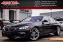 Used 2014 BMW 6 Series 640i xDrive|Night Vision|Pano_Sunroof|Nav|Backup Cam w/Pkmg Sensors|19