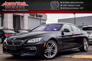 Used 2014 BMW 6 Series 640i xDrive|Night Vision|Pano_Sunroof|Nav|Backup Cam w/Pkng Sensors|19