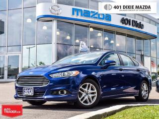 Used 2013 Ford Fusion SE, NO ACCIDENTS,LEATHER SEATS,NAVIGATION for sale in Mississauga, ON
