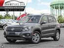 Used 2015 Volkswagen Tiguan S for sale in Stittsville, ON