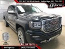 New 2017 GMC Sierra 1500 Denali- 6.2L V8, heated/Cooled Leather, Denali Ultimate Package for sale in Lethbridge, AB