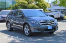 Used 2014 Toyota Venza for sale in Richmond, BC