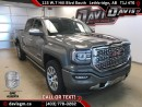 New 2017 GMC Sierra 1500 Denali-6.2L V8, Heated/Cooled Leather, Android/Apple Carplay for sale in Lethbridge, AB