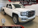 New 2017 GMC Sierra 1500 SLT-Heated/Cooled Leather, Heated Steering, Android/Apple Carplay for sale in Lethbridge, AB