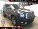 Used 2016 GMC Yukon Denali-Navigation, 7 Passenger, Heated/Cooled Leather for sale in Lethbridge, AB