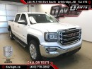 New 2017 GMC Sierra 1500 SLT-Heated/Leather Seats, Navigation, Heated Steering Wheel for sale in Lethbridge, AB