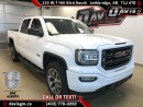 New 2017 GMC Sierra 1500 SLT-6.2L V8, Heated Seats, Navigation, Power Sunroof for sale in Lethbridge, AB