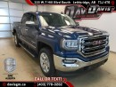New 2017 GMC Sierra 1500 SLT-Heated/Cooled Leather, Android/Apple Carplay, Navigation for sale in Lethbridge, AB