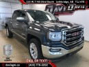 New 2017 GMC Sierra 1500 SLT-Heated/Cooled Leather, Android/Apple Carplay, Rear Vision Camera for sale in Lethbridge, AB