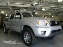 Used 2013 Toyota Tacoma Limited with Canopy! - Navigation, Backup Camera, Bluetooth for sale in Port Moody, BC