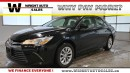 Used 2015 Toyota Camry LE| BACKUP CAM| BLUETOOTH| CRUISE CONTROL| 77,754K for sale in Kitchener, ON