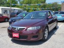 Used 2007 Mazda MAZDA6 GS,certified for sale in Oshawa, ON