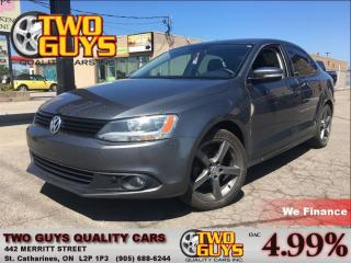Used 2014 Volkswagen Jetta Trendline+ HEATED SEATS| 5SPD | ALLOYS for sale in St Catharines, ON