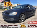 Used 2014 Volkswagen Jetta Trendline+ HEATED FRONT SEATS 5SPD A/C for sale in St Catharines, ON