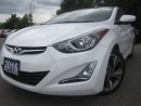 Used 2016 Hyundai Elantra GLS-SUNROOF-ALLOYS-LIKE NEW for sale in Mississauga, ON