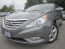 Used 2012 Hyundai Sonata Limited-leather-sunroof-NEW tires for sale in Mississauga, ON