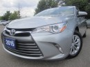 Used 2015 Toyota Camry LE-Rear camera-Super Clean for sale in Mississauga, ON