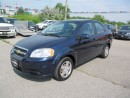 Used 2009 Chevrolet Aveo LS AUTO & AIR for sale in Newmarket, ON