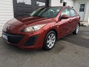 Used 2010 Mazda MAZDA3 GX for sale in Kingston, ON