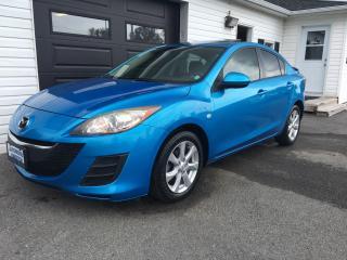 Used 2010 Mazda MAZDA3 GS for sale in Kingston, ON