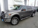 Used 2014 Ford F-150 XLT XTR Crew 4x4, Eco-Boost, Canopy, Level Kit for sale in Langley, BC