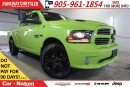 Used 2017 Dodge Ram 1500 SPORT| SUBLIME GREEN| ONE-OF-A-KIND| TOW PKG| for sale in Mississauga, ON