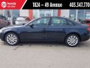 Used 2013 Audi A4 2.0T for sale in Red Deer, AB