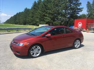 Used 2006 Honda Civic SI for sale in Scarborough, ON