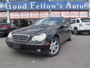 Used 2002 Mercedes-Benz C240 GREAT LOW PRICE! for sale in North York, ON
