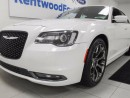 Used 2016 Chrysler 300 300S, beats speakers, power seat, push start, spin dial to shift! for sale in Edmonton, AB