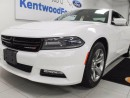 Used 2015 Dodge Charger SXT 3.6L V6- push start your way to first place in this mean mean fighting machine for sale in Edmonton, AB