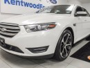 Used 2015 Ford Taurus SEL AWD, Keyless entry, heated front leather seats and a back up cam! for sale in Edmonton, AB