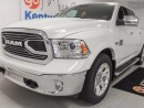 Used 2017 Dodge Ram 1500 Longhorn 5.7L V8 Hemi, NAV, sunroof, beautiful heated/cooled leather seats, back up cam, heated steering wheel! for sale in Edmonton, AB
