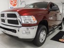 Used 2017 Dodge Ram 2500 SLT TURBO DIESEL! with an extra front seat! And take a look at that majestic colour! for sale in Edmonton, AB
