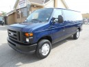 Used 2011 Ford E-150 CARGO 4.6L V8 Loaded Divider ONLY 36,000KMs for sale in Etobicoke, ON