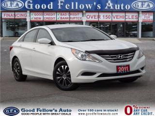 Used 2011 Hyundai Sonata GL MODEL for sale in North York, ON