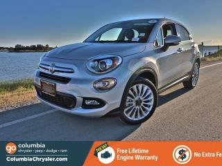 Used 2016 Fiat 500X Lounge for sale in Richmond, BC