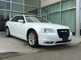 Used 2016 Chrysler 300 TOURING/NAV/BACK UP MONITOR/HEATED SEATS for sale in Edmonton, AB