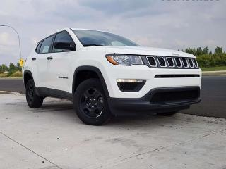 Used 2017 Jeep New Compass Sport 4x4 / Rear Back Up Camera for sale in Edmonton, AB