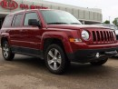 Used 2017 Jeep Patriot SUNROOF, HEATED SEATS, SIRIUS, LEATHER, AUX INPUT for sale in Edmonton, AB