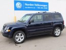 Used 2015 Jeep Patriot LIMITED for sale in Edmonton, AB